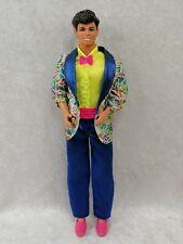 Mattel  VINTAGE 80' BARBIE KEN DEREK rock star