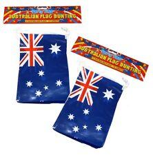 24ft Día de Australia Australiano Aussie Fiesta Decoraciones empavesado banderas F30 585