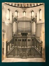 100+ year old wood Pipes from Scottish Pipe Organ