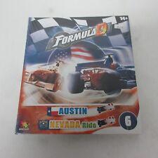 Asmodee Formula D Board Game Austin / Nevada Ride Expansion NEW