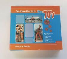 The 70's-Pop, Disco, Glam, Rock (2005)