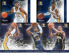 2012-13 Panini Prestige Paul George David West Roy Hibbert Indiana Pacers NBA NM
