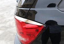 New Chrome Rear Light Trim Eye Brow for Dodge Journey 2013 2014 2015