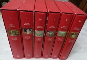 STORIA DEL TEATRO MODERNO E CONTEMPORANEO VOLUMI 1/6 IL SOLE 24 ORE 2008