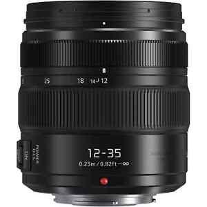Panasonic Lumix G X 12-35mm f/2.8 Mk II Lens
