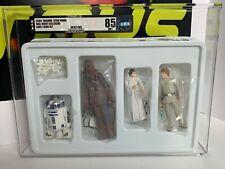 Star Wars 2005 Hasbro Early Bird Figures Set * AFA Graded 85 * Luke Skywalker