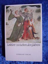 """""""Lektüre zwischen den Jahren – Jahraus, Jahrein"""" von Elisabeth Borchers"""