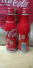 Coca-Cola ALUMINIUM BOTTLE KYOTO Full Water 250ml