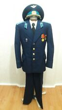 Parade uniform of a warrant officer of the USSR Air Force