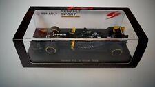 Miniature neuve Spark Renault F1 RS16 1/43 éme sous emballage scellé
