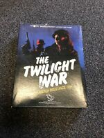 The Twilight War: Game of French Resistance 1944, SPI/TSR (1984