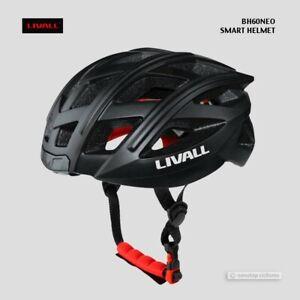 NEW Livall BH60SE NEO Bluetooth Smart Sport Cycling Helmet : BLACK LARGE