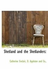 Shetland And The Shetlanders:, Like New Used, Free shipping in the US
