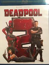 Deadpool 2 Blu-ray + Digital 2018