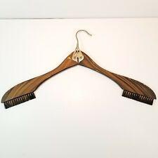 13598424c9c Folding Hanger Garment Suit Brush Travel Gift for Him Japan Vintage -G