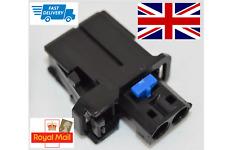 Male Plug & Fibre Optic Cable Terminator - Mercedes, BMW, VW, Audi, Land Rover