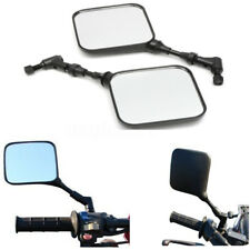 Motorcycle Rear View Mirrors 10mm For Suzuki DR 200 250 DR350 DRZ 400 650 DR650