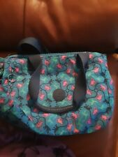 Kipling Handbag  Monkey  Blue/pink/Navy