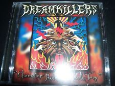 Dreamkillers ‎– Character Building Hell Trip (Australia) CD – Like New