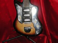 VINTAGE KINGSTON ELECTRIC GUITAR