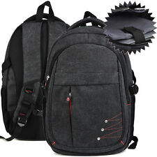 All Around Grey Tech Backpack with Isolated 12 in Laptop Compartment SBGNY-1
