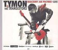TYMON & THE TRANSISTORS - SKACZEMY JAK PACYNKI LIVE 2013 NEW & SEALED