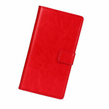 Magnetic PU Leather Wallet Flip Case Cover For Samsung Galaxy Ace 4 G357F