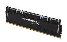 16GB Kingston HyperX Predator 3000MHz RGB CL15 DDR4 Memory Card