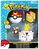 Pokemon Throw 'N' Pop Duel Pikachu Pokeball Cubone Repeat Ball Set -  DAMAGE BOX