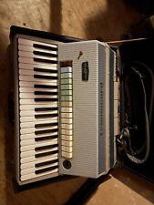 Farfisa Transicord Vintage Organ TR60 Deluxe Amp Akkordion Compact Orgel Sammler