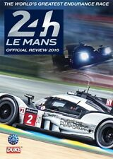 Le Mans 2016 - Official review (New DVD) 24 Hour Endurance race Sportscar Racing
