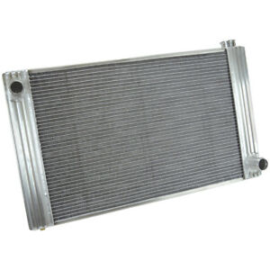 """Radiator-26"""" Core Left Inlet -Typically GM Flex-A-Lite 56000L"""
