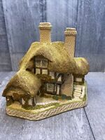 David Winter Cottage Moonlight Haven Made In England 1991