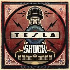TESLA Shock CD NEW & SEALED 2019