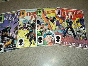 RAWHIDE KID LIMITED SERIES 1-4