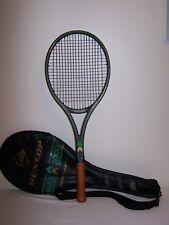 """Vintage Dunlop MAX 200G Graphite Injection McEnroe Tennis Racquet L2, L4 1/4"""""""