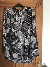Wallis Ladies Tunic Shirt Size Large