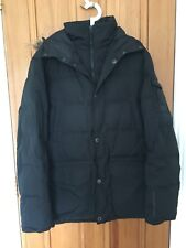Trespass DLX Down Jacket Black Large