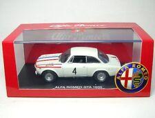 Alfa Romeo GTA 1600 no. 4 championato Europeo 1967 ( Rally Race )