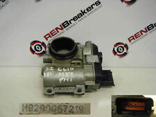 Renault Clio MK2 2001-2006 1.2 16v D4F 712 Throttle Body 8200067219