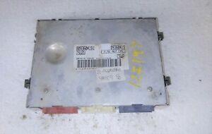 1999-2000 Isuzu Trooper ecm ecu computer 8093604191