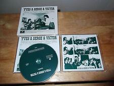 "Yves & Serge & Victor ""Cagibi"" CD GUERSSEN 2000 SLIPCASE"