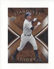 2008 Upper Deck Star Quest Uncommon #33 Alex Rodriguez Yankees