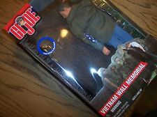 G I JOE 12inch  figure vietnam war memorial