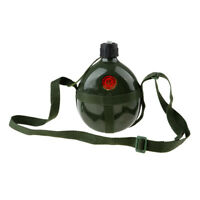 BRAND NEW DUTCH ARMY ISSUED WATER BOTTLE 1 LITRE HOLLAND CANTEEN CADET CAMPING