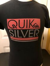 Men's Quicksilver T-Shirt S Small