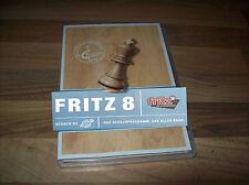 Fritz 8 EDITION SCACCHI PC Edition con Database con partite 500.000