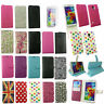 Flip Wallet Case Cover Samsung Galaxy  S5 S4 S3 Note 3 S5 mini many more +screen
