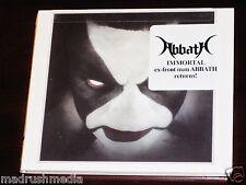 Abbath: S/T ST Self Same CD 2016 Immortal Season Of Mist SOM 366D Digipak NEW