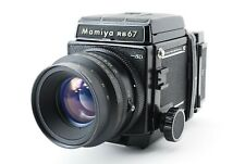 [Exllent +5] Mamiya RB67 Pro SD Body + Pro SD 120 Film Back from Japan #301